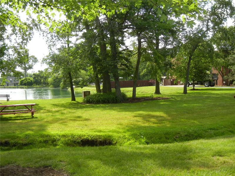 Greenwood Village grounds